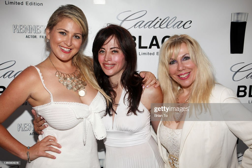 Cadillac Fragrance Celebrity White Party Introducing Kenneth Monroe