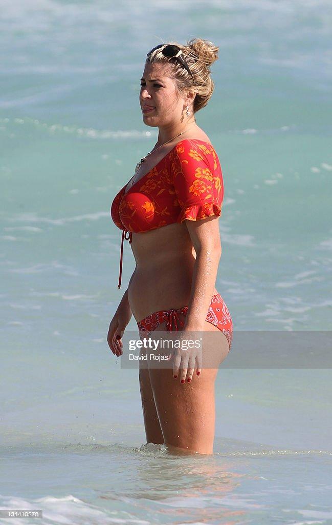 Celebrity Sightings In Miami - December 31, 2010