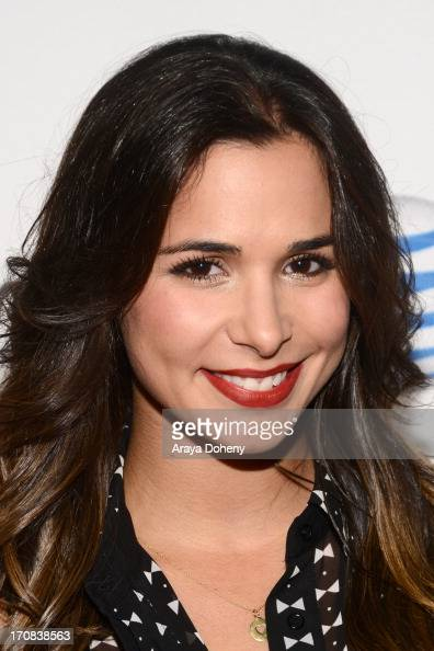 Josie Loren attends the ATT and BlackBerry Elevate Young Black Voices contest winners with CeeLo Green and Goodie Mob event at Playhouse Hollywood on...
