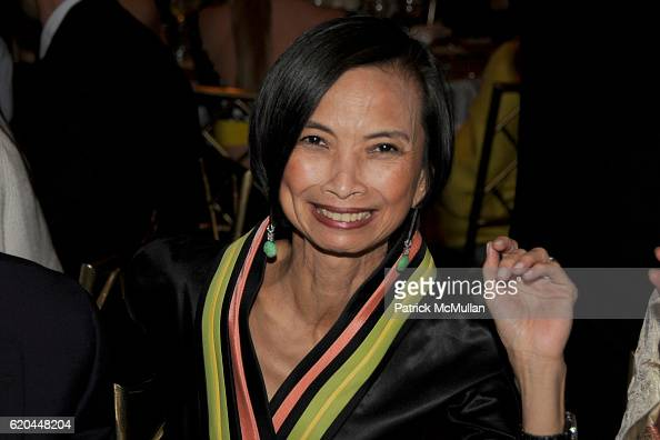Josie Natori attends 25TH ANNUAL WOMEN IN NEED GALA DINNER at The Pierre Hotel on April 9 2008 in New York City