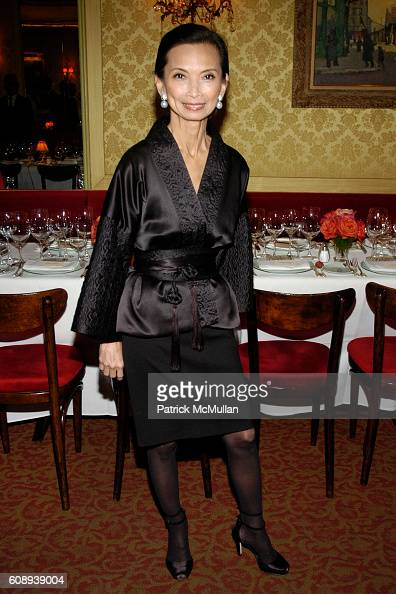 Josie Natori attends 30th Anniversary of NATORI Honoring JOSIE NATORI at La Grenouille on November 1 2007 in New York