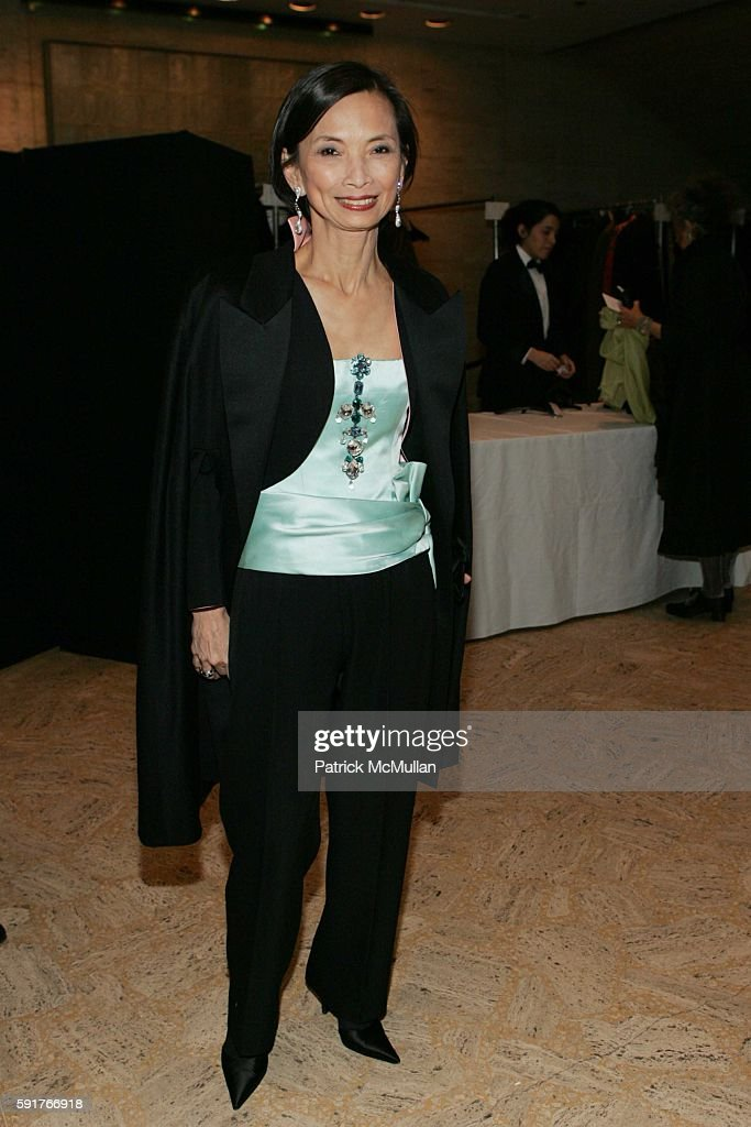 Josie Natori attends New York City Ballet Opening Night Benefit 'An American Music Celebration' at New York State Theatre on November 22 2005 in New...