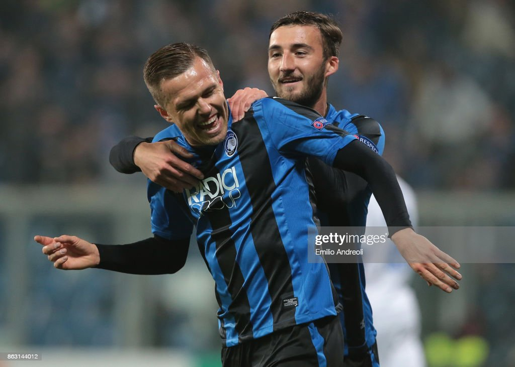 Atalanta v Apollon Limassol - UEFA Europa League