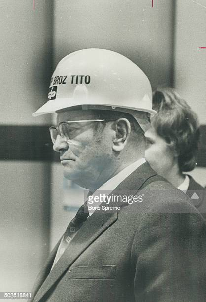 Josip Tito A nonaligned stance