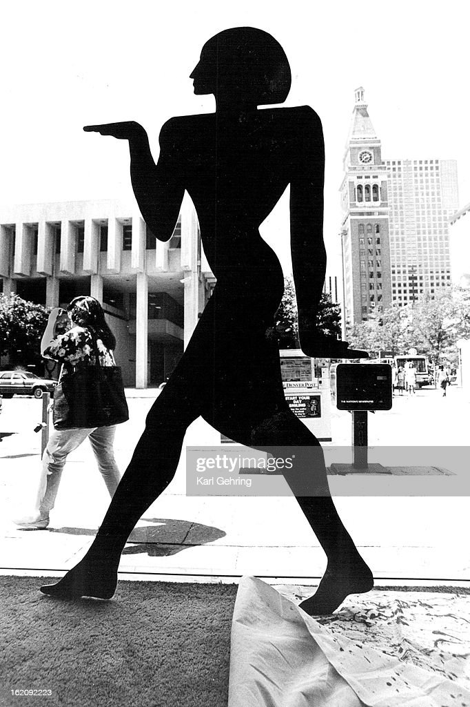 AUG 5 1987 Joslins Walk Like An Egyptian Visual designers began putting up a new window display at the Joslins department store On the Mall Tuesday...