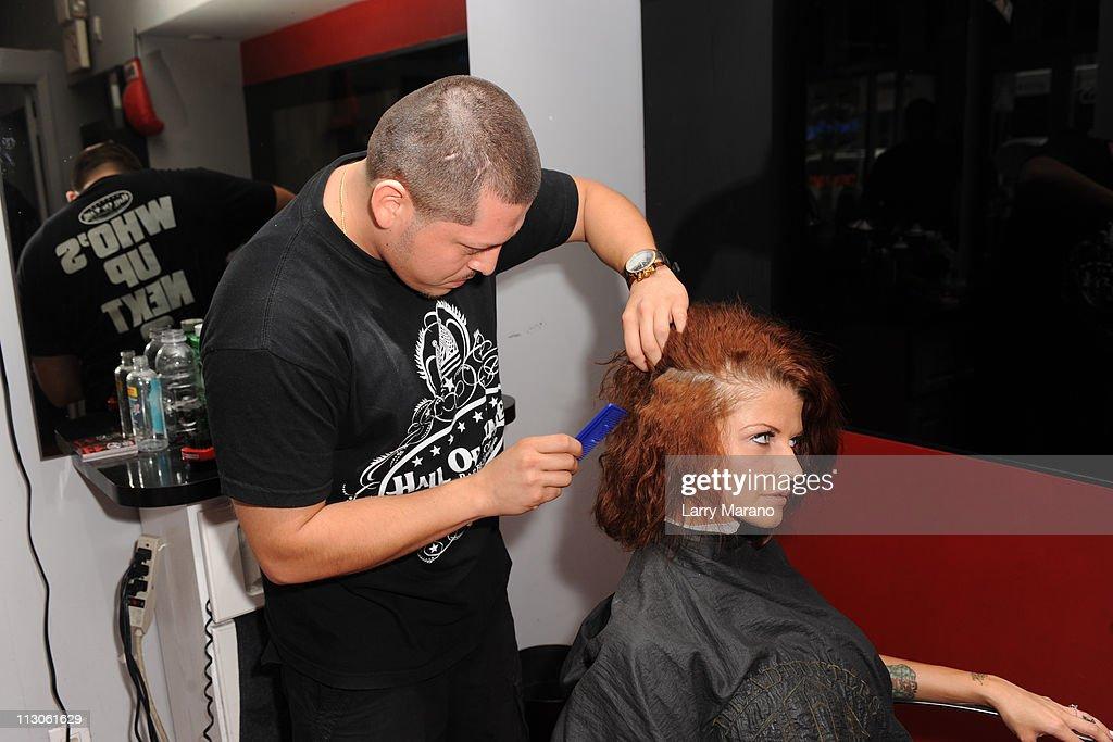 Barber Shop Miami Beach : ... Fame barber shop on April 22, 2011 in Miami Beach, Florida. Show more