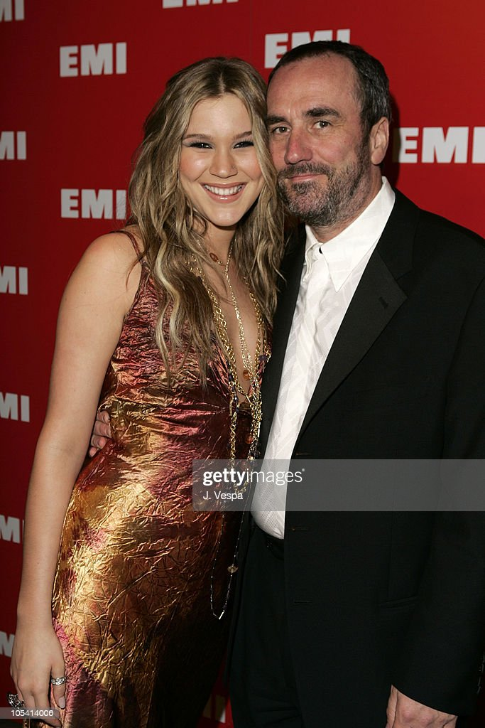 EMI Post-GRAMMY Party - Red Carpet