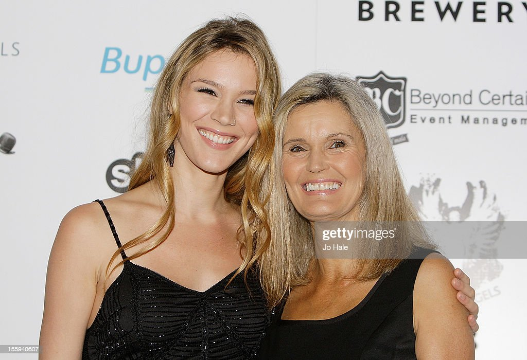 <a gi-track='captionPersonalityLinkClicked' href=/galleries/search?phrase=Joss+Stone&family=editorial&specificpeople=201922 ng-click='$event.stopPropagation()'>Joss Stone</a> and Wendy Joseph attend The Global Angels Awards at The Brewery on November 9, 2012 in London, England.