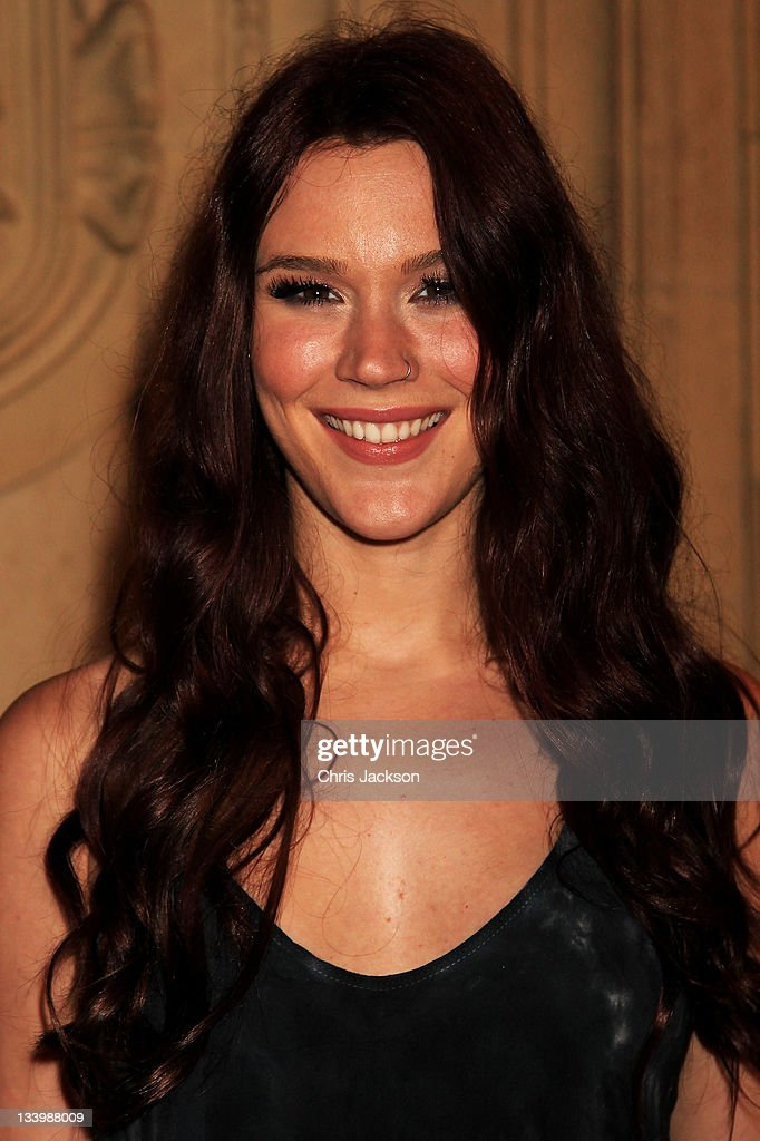 Joss Stone attends the Prince's Trust Rock Gala 2011 at Royal Albert Hall on November 23, 2011 in London, England. The gala, sponsored by Novae, raises vital funds for the youth charity's work with disadvantaged young people.
