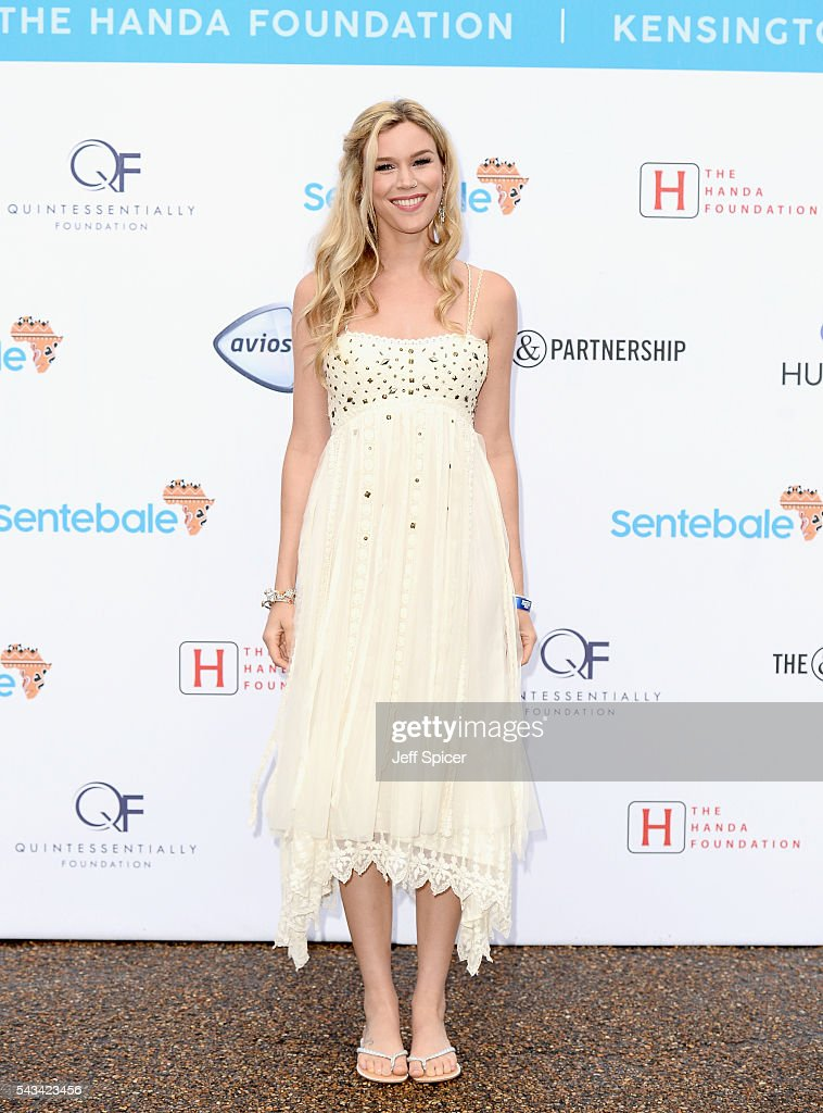 Joss Stone attends the Sentebale Concert at Kensington Palace on June 28, 2016 in London, England. Sentebale was founded by Prince Harry and Prince Seeiso of Lesotho over ten years ago. It helps the vulnerable and HIV positive children of Lesotho and Botswana.