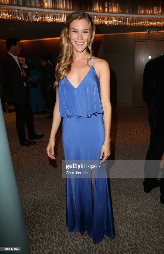 Joss Stone attends the Sentebale Summer Party at the Dorchester Hotel on May 7, 2014 in London, England.