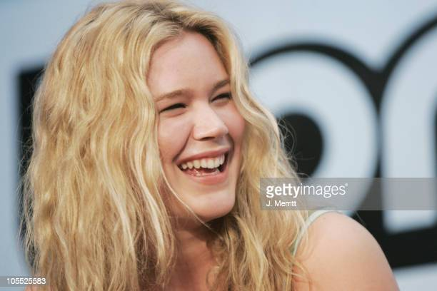 Joss Stone during Bonnaroo 2005 Day 1 Press Conference at Centeroo in Manchester Tennessee United States