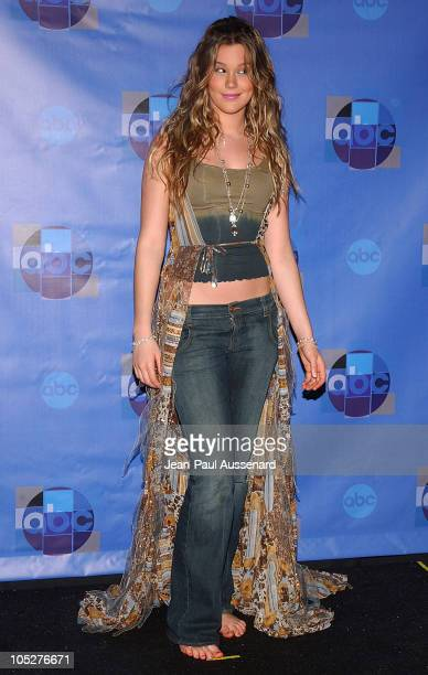 Joss Stone during 'Motown 45' Anniversary Celebration Pressroom at Shrine Auditorium in Los Angeles California United States