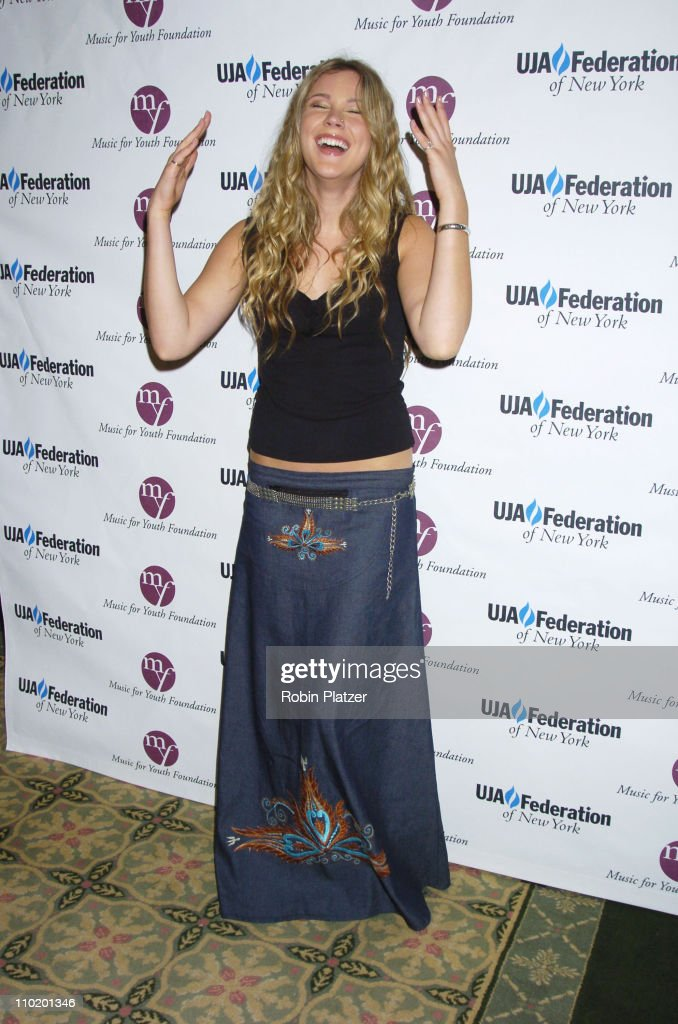 Joss Stone during UJA Luncheon Honoring David Munns and Rob Glaser at The Pierre Hotel in New York City, New York, United States.