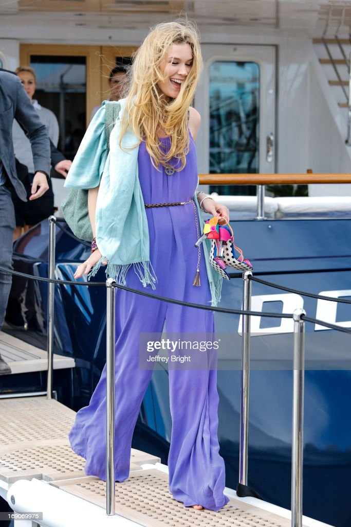 Joss Stone is seen during The 66th Annual Cannes Film Festival on May 19, 2013 in Cannes, France.