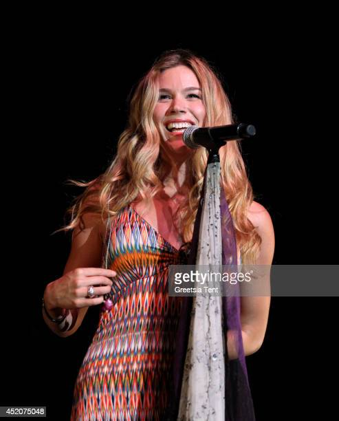 Joss Stone performs at day two of North Sea Jazz Festival at Ahoy on July 12 2014 in Rotterdam Netherlands