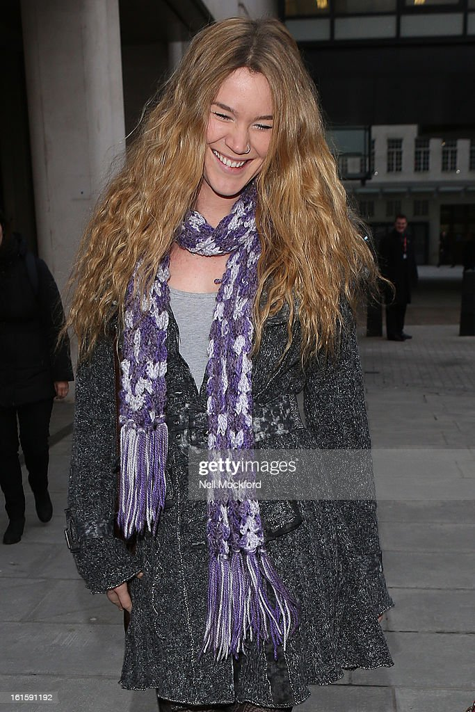 <a gi-track='captionPersonalityLinkClicked' href=/galleries/search?phrase=Joss+Stone&family=editorial&specificpeople=201922 ng-click='$event.stopPropagation()'>Joss Stone</a> seen at BBC Radio One on February 12, 2013 in London, England.