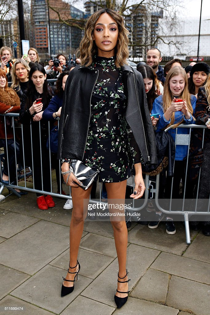 Jourdan Sherise Dunn was born on the 3rd August in London, England of part Jamaican descent, and is a fashion model who has been signed to Storm Model Management since