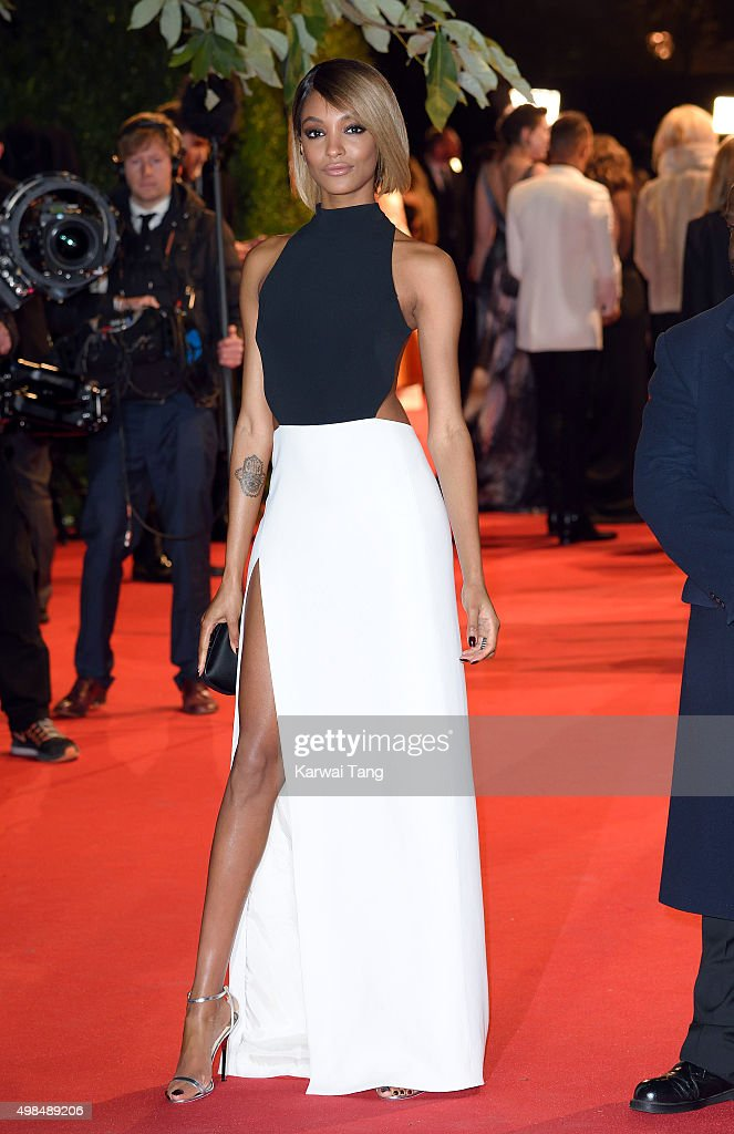 British Fashion Awards 2015 - Outside Arrivals