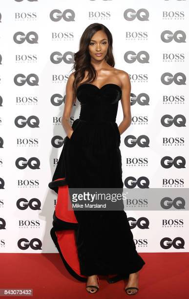 Jourdan Dunn attends the GQ Men Of The Year Awards at Tate Modern on September 5 2017 in London England