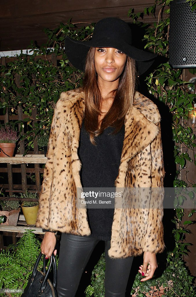 <a gi-track='captionPersonalityLinkClicked' href=/galleries/search?phrase=Jourdan+Dunn&family=editorial&specificpeople=4347612 ng-click='$event.stopPropagation()'>Jourdan Dunn</a> attends the Peter Saville for Lacoste launch at Shoreditch House on November 28, 2013 in London, England.