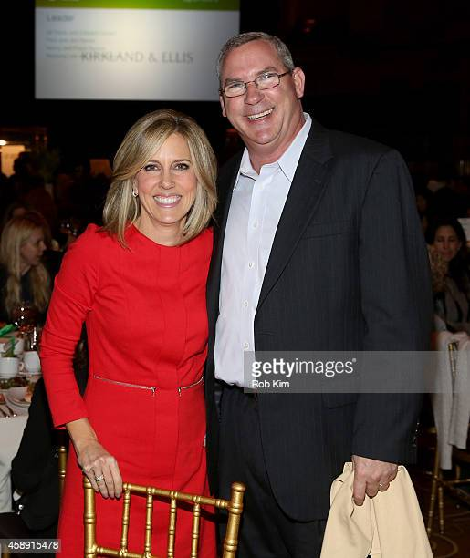 CNN journalist Alisyn Camerota and MSNBC Producer Richard Stockwell attend Touchscreen Generation How Technology Affects Our Kids' Social/Emotional...