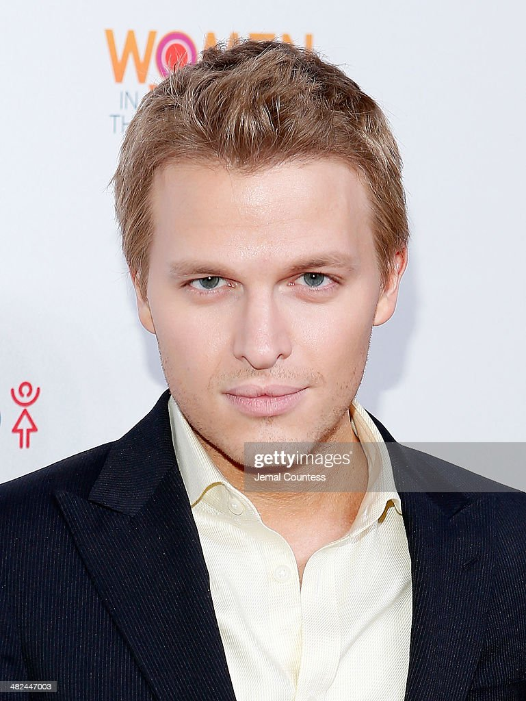 Journalist and activist Ronan Farrow attends the 5th Annual Women In The World Summit at the David Koch Theatre at Lincoln Center on April 3, 2014 in New York City.