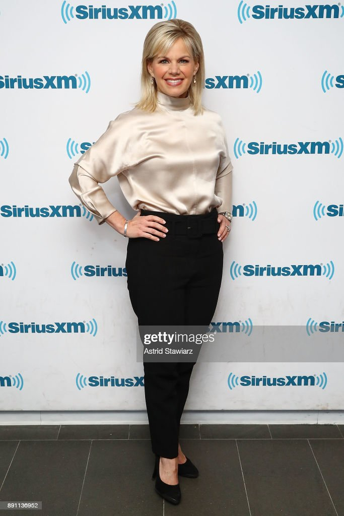 Gretchen Carlson Visits The SiriusXM Studios For SiriusXM's Leading Ladies With Gretchen Carlson, Hosted By Randi Zuckerberg At SiriusXM's Studios
