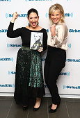 Gretchen Carlson Visits The SiriusXM Studios For...