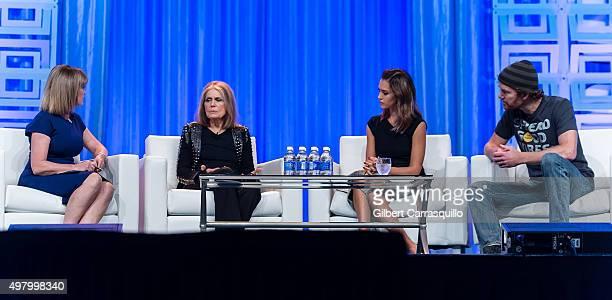 Journalist and television anchor for WPVI Action News in Philadelphia Monica Malpass Writer activist Gloria Steinem Actress/businesswoman Jessica...