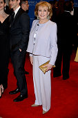 Journalist Barbara Walters attends the 100th Annual White House Correspondents' Association Dinner at the Washington Hilton on May 3 2014 in...