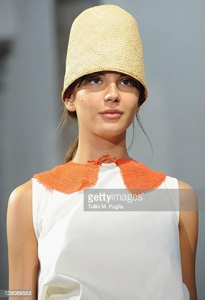 Benedetta Barzini Stock-Fotos und Bilder