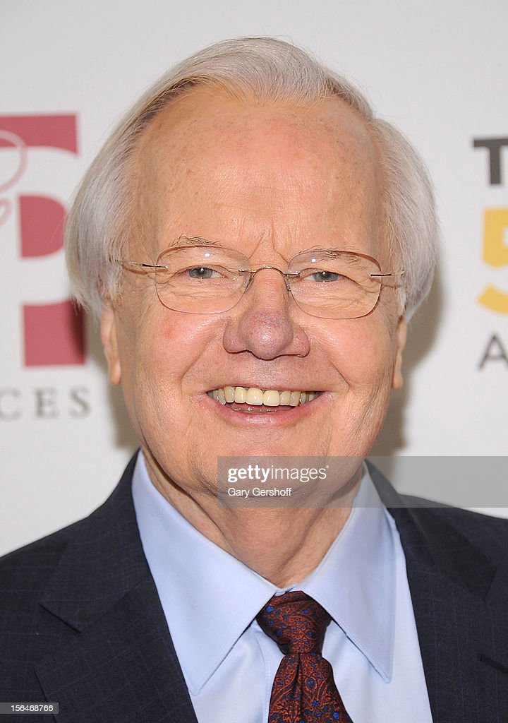 Journalist <a gi-track='captionPersonalityLinkClicked' href=/galleries/search?phrase=Bill+Moyers&family=editorial&specificpeople=216048 ng-click='$event.stopPropagation()'>Bill Moyers</a> attends the THIRTEEN 50th Anniversary Gala Salute at the David H. Koch Theater, Lincoln Center on November 15, 2012 in New York City.
