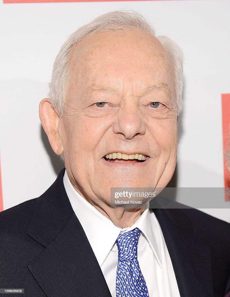 Journalist Bob Schieffer attends The Daily Beast Bi-Partisan Inauguration Brunch at Cafe Milano on January 20, 2013 in Washington, DC.