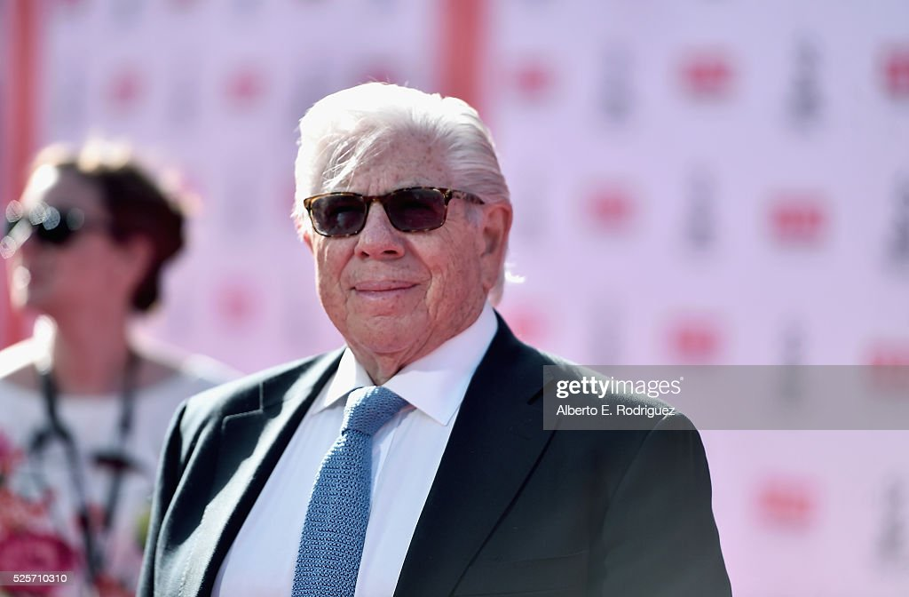 Journalist <a gi-track='captionPersonalityLinkClicked' href=/galleries/search?phrase=Carl+Bernstein&family=editorial&specificpeople=853844 ng-click='$event.stopPropagation()'>Carl Bernstein</a> attends 'All The President's Premiere' during the TCM Classic Film Festival 2016 Opening Night on April 28, 2016 in Los Angeles, California. 25826_006