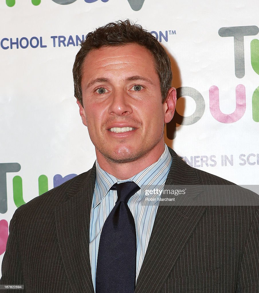 Journalist <a gi-track='captionPersonalityLinkClicked' href=/galleries/search?phrase=Chris+Cuomo&family=editorial&specificpeople=649814 ng-click='$event.stopPropagation()'>Chris Cuomo</a> attends Turnaround for Children 4th Annual Impact Awards Gala at The Plaza Hotel on April 30, 2013 in New York City.