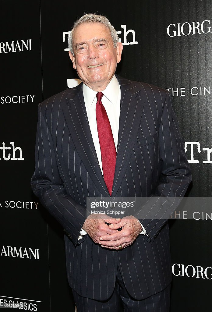"""Giorgio Armani And The Cinema Society Host A Screening Of Sony Pictures Classics' """"Truth"""""""