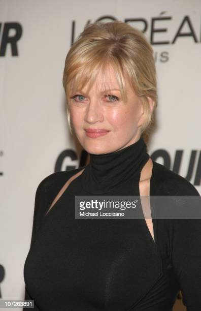 Journalist Diane Sawyer attends The Glamour Magazine 2007 Women of The Year Awards at Lincoln Center's Avery Fisher Hall on November 5 2007 in New...