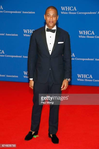 Journalist Don Lemon attends 2017 White House Correspondents' Association Dinner at Washington Hilton on April 29 2017 in Washington DC