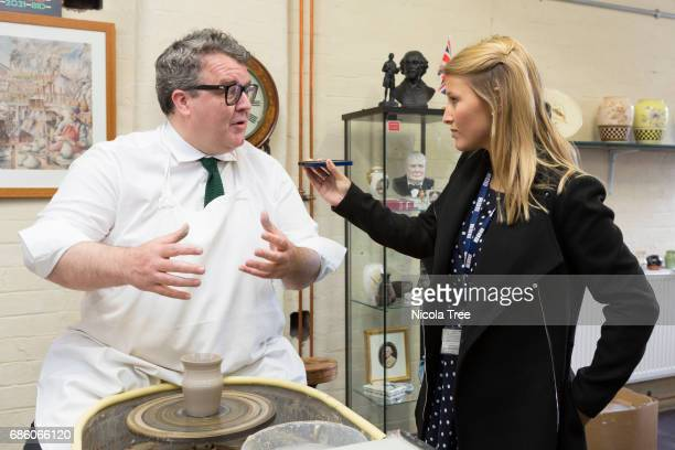 Journalist Emily Thomas interviews Labour Party deputy leader and candidate for West Bromwich East Tom Watson about the General Election as he and...