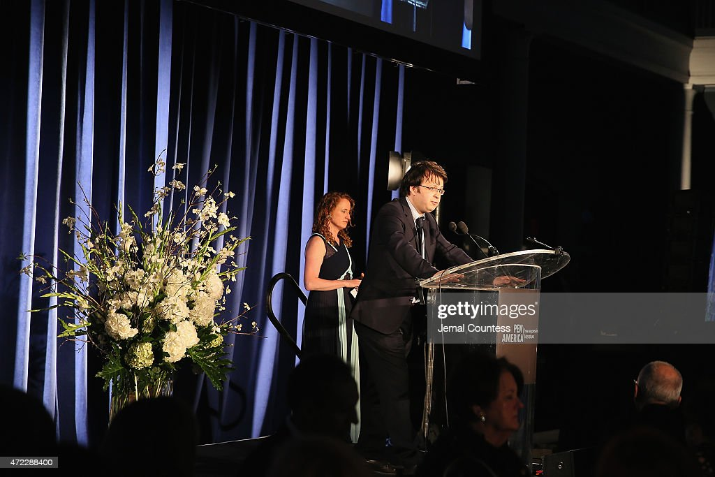 PEN/Barbara Goldsmith Freedom to Write Award