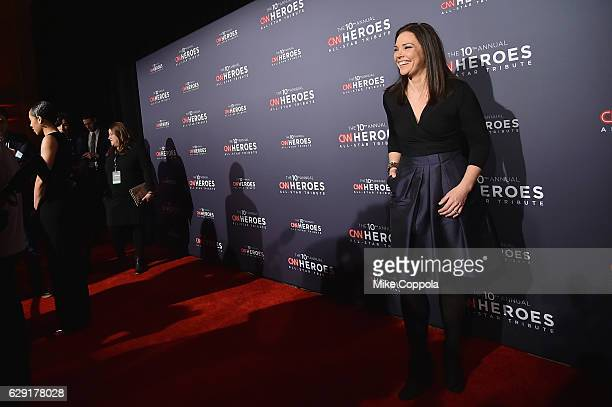 Journalist Erica Hill attends CNN Heroes 2016 at the American Museum of Natural History on December 11 2016 in New York City 26362_011