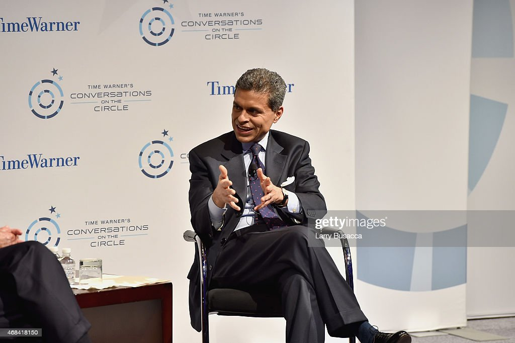 Time Warner's Conversations On The Circle: A Conversation With James A. Baker, III, Moderated By Fareed Zakaria, Host Of CNN's Fareed Zakaria, GPS
