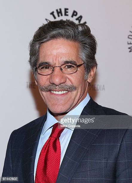 Journalist Geraldo Rivera attends 'America's Most Wanted' event at The Paley Center for Media on March 4 2010 in New York City