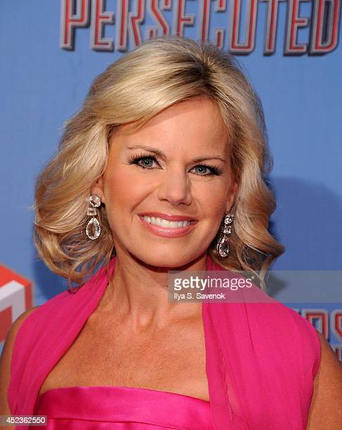 Journalist Gretchen Carlson attends 'Persecuted' screening at Lighthouse International Theater on July 18 2014 in New York City