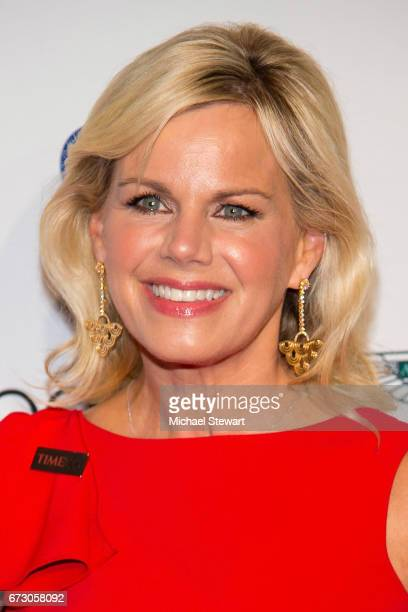 Journalist Gretchen Carlson attends the 2017 TIME 100 Gala at Jazz at Lincoln Center on April 25 2017 in New York City