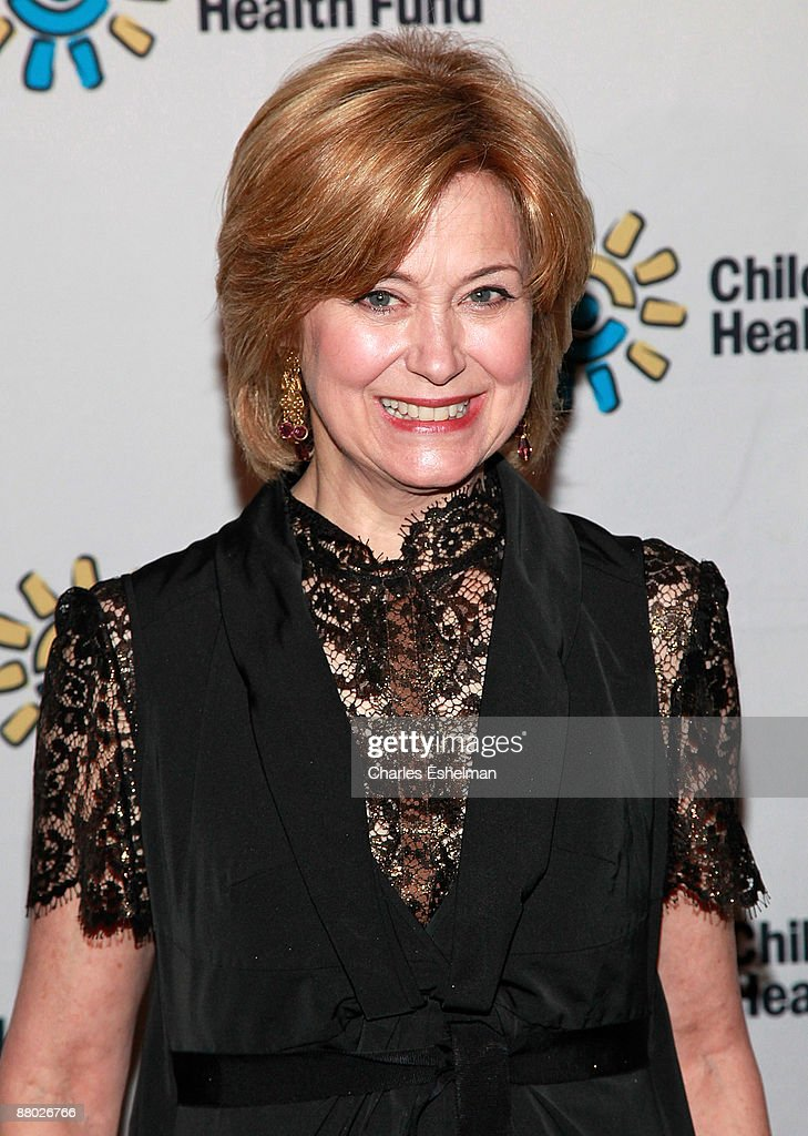 TV journalist Jane Pauley attends the 2009 Children's Health Fund benefit at the Sheraton New York Hotel & Towers on May 27, 2009 in New York City.