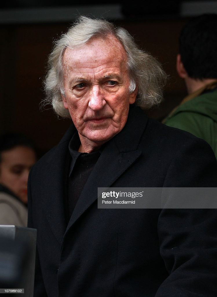 Journalist <a gi-track='captionPersonalityLinkClicked' href=/galleries/search?phrase=John+Pilger&family=editorial&specificpeople=545946 ng-click='$event.stopPropagation()'>John Pilger</a> arrives at Westminster Magistrates court as Wikileaks founder <a gi-track='captionPersonalityLinkClicked' href=/galleries/search?phrase=Julian+Assange&family=editorial&specificpeople=7117000 ng-click='$event.stopPropagation()'>Julian Assange</a> appeals for bail on December 14, 2010 in London, England. Mr Assange is expected to seek bail during his extradition hearings.