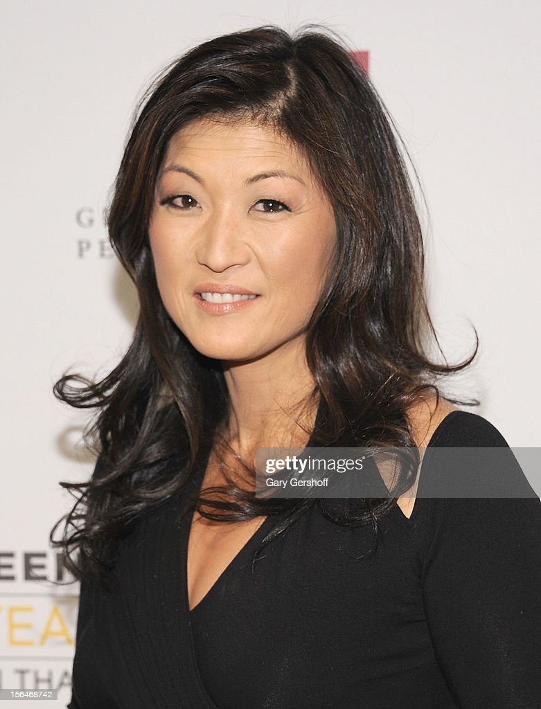 TV journalist Juju Chang attends the THIRTEEN 50th Anniversary Gala Salute at the David H. Koch Theater, Lincoln Center on November 15, 2012 in New York City.