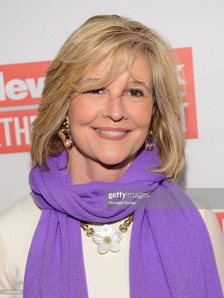 Journalist Kathleen Parker attends The Daily Beast Bi-Partisan Inauguration Brunch at Cafe Milano on January 20, 2013 in Washington, DC.
